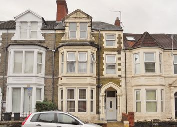 Thumbnail 1 bedroom flat to rent in Colum Road, Cardiff, Wales