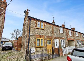 Thumbnail 2 bed end terrace house for sale in Station Road, Chinnor, Oxfordshire