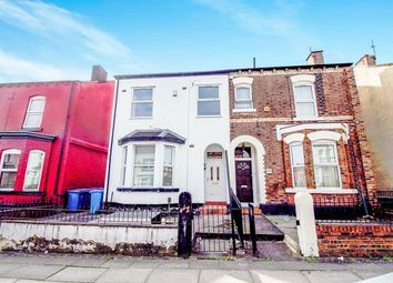 Thumbnail 4 bed semi-detached house to rent in Boswell Street, Toxteth, Liverpool