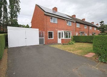 Thumbnail 3 bed end terrace house for sale in Woodsome Drive, Mirfield, West Yorkshire