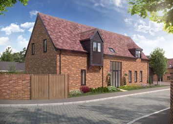 Thumbnail 5 bedroom detached house for sale in Trailey House, Northill Meadows, Ickwell Road, Northill