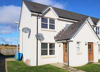 Thumbnail 2 bed flat to rent in Broomhill Road, Muir Of Ord