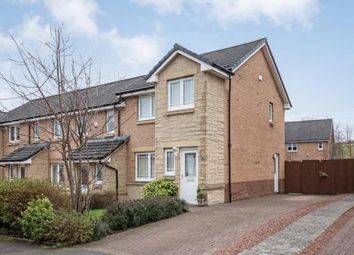 Thumbnail 3 bed end terrace house for sale in Scalloway Lane, Cambuslang, Glasgow, South Lanarkshire
