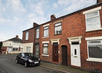 Thumbnail 3 bed terraced house for sale in Allen Street, Hartshill, Stoke On Trent