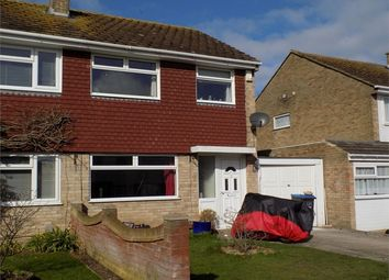 Thumbnail 3 bed semi-detached house to rent in The Hawthorns, Broadstairs