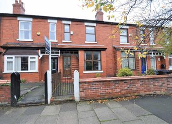 Thumbnail 2 bedroom terraced house for sale in Greenbank Avenue, Heaton Mersey, Stockport
