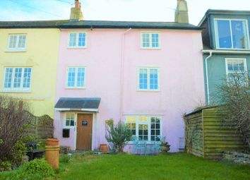 Thumbnail 3 bed terraced house for sale in Mount Pleasant Road, Brixham