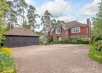 Thumbnail 6 bed detached house for sale in The Common, Cranleigh, Surrey
