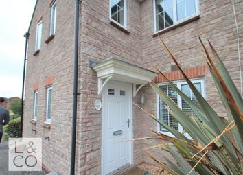 Thumbnail 2 bed terraced house to rent in Grosmont Way, Newport