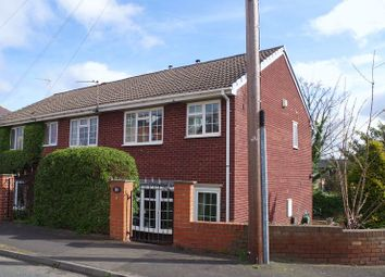 Thumbnail 3 bed end terrace house for sale in Crown Close, Barnsley, South Yorkshire