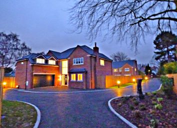 Thumbnail 5 bed detached house for sale in Vyner Road South, Prenton, Wirral
