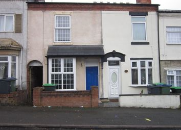 Thumbnail 2 bed terraced house to rent in Gladys Raod, Smethwick