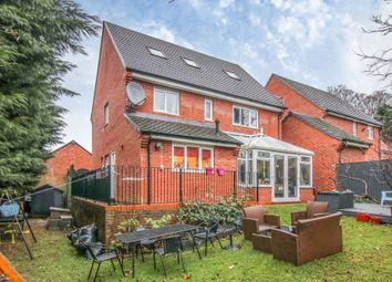 Thumbnail 6 bed detached house for sale in Statham Road, Prenton