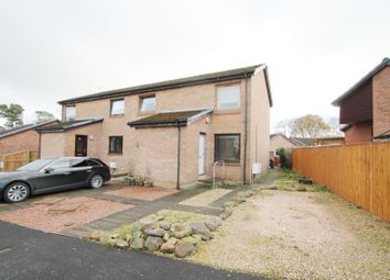 Thumbnail 2 bed flat for sale in 86, East Bankton Place, Livingston West Lothian EH549Bz