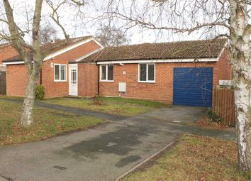 Thumbnail 3 bedroom bungalow to rent in Coopers Road, Martlesham Heath, Ipswich