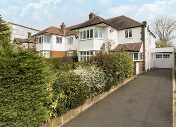 Thumbnail 5 bed semi-detached house for sale in Aylestone Avenue, London
