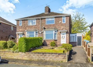 Thumbnail 2 bed semi-detached house for sale in Leamington Gardens, May Bank, Newcastle-Under-Lyme