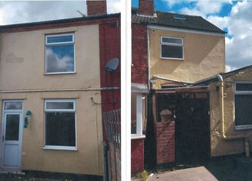 Thumbnail 3 bed terraced house for sale in Heathcote Place, Sutton-In-Ashfield