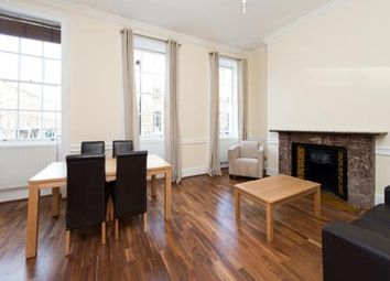 Thumbnail 1 bed flat to rent in Whitfield Street, London