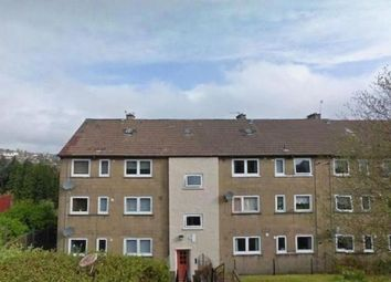Thumbnail 2 bed flat for sale in Maple Road, Greenock