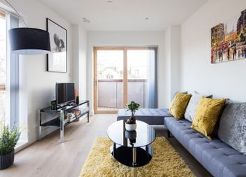 Thumbnail Serviced flat to rent in Kingsland Road, London
