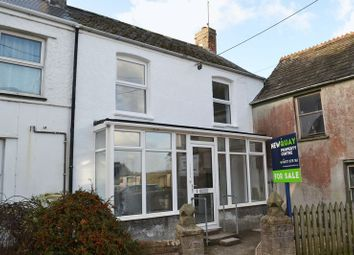 Thumbnail 2 bed terraced house for sale in West Street, St. Columb