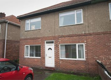 Thumbnail 2 bedroom flat for sale in Hardy Grove, Wallsend, Tyne And Wear