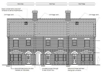 Thumbnail 4 bedroom town house for sale in White Hart Lane, Soham, Ely