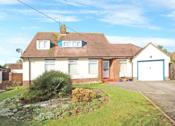 Thumbnail 3 bed detached house for sale in Ellis Avenue, High Salvington, Worthing, West Sussex