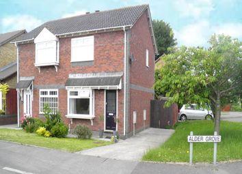 Thumbnail 2 bed property to rent in Alder Grove, Llantwit Fardre, Pontypridd
