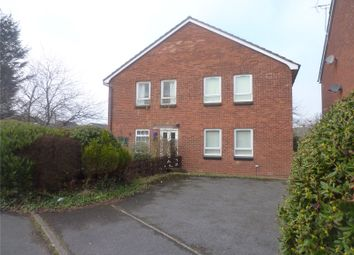 Thumbnail 1 bed flat for sale in Cromer Drive, Crewe, Cheshire