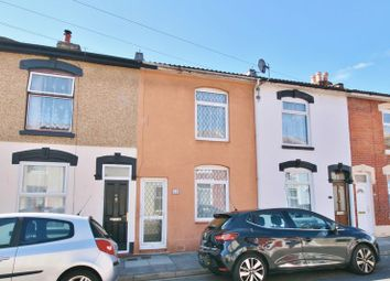 Thumbnail 2 bedroom terraced house for sale in Winchester Road, Portsmouth