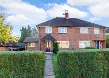 Thumbnail 3 bedroom semi-detached house for sale in Croft Road, Witley, Godalming