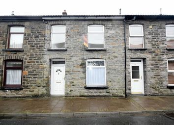 Thumbnail 3 bed terraced house for sale in Wayne Street, Trehafod, Pontypridd