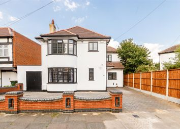 Thumbnail 4 bed detached house for sale in Wallenger Avenue, Gidea Park, Romford