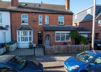 Clarence Road, Fleet GU51. 3 bed end terrace house for sale