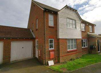 Orwell Close, Pevensey, East Sussex BN24. 3 bed semi-detached house for sale