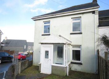 3 bed end terrace house for sale in Callington Road, Saltash PL12