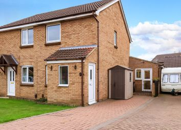 Thumbnail 2 bed semi-detached house for sale in Boston Close, Darlington