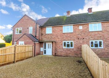 Thumbnail 3 bedroom terraced house to rent in Church Street, Holme, Peterborough, Huntingdonshire