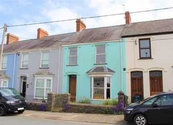 Thumbnail 3 bed terraced house for sale in Bengal Villas, Holyland Road, Pembroke