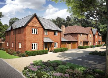 Thumbnail 4 bedroom detached house for sale in Brompton Gardens, London Road, Ascot, Berkshire