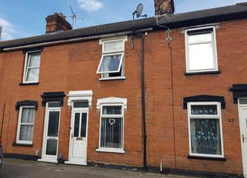 Thumbnail 3 bed terraced house for sale in Sirdar Road, Ipswich