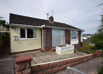 Thumbnail 2 bed semi-detached bungalow for sale in Lower Park, Southfield Road, Paignton, Devon