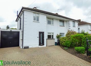 Thumbnail 3 bed semi-detached house for sale in Planning Approved, The Chase, Goffs Oak