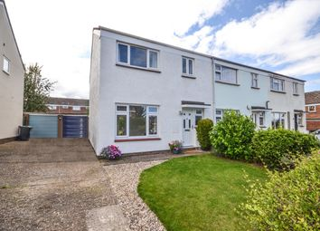 Thumbnail 3 bed semi-detached house for sale in Fulfen Way, Saffron Walden