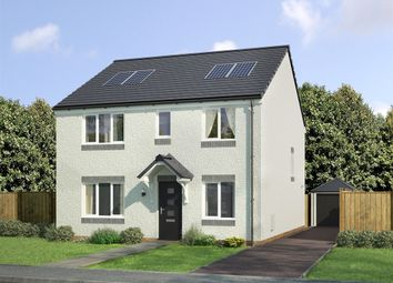 """Thumbnail 4 bedroom detached house for sale in """"The Thurso"""" at Glenboig Road, Gartcosh, Glasgow"""