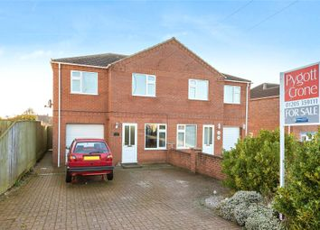 Thumbnail 3 bed semi-detached house for sale in South Street, Swineshead