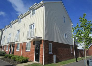 Thumbnail 4 bedroom town house to rent in Snodland Road, Snodland