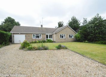 3 bed detached bungalow for sale in Church Lane Donington, Spalding PE11